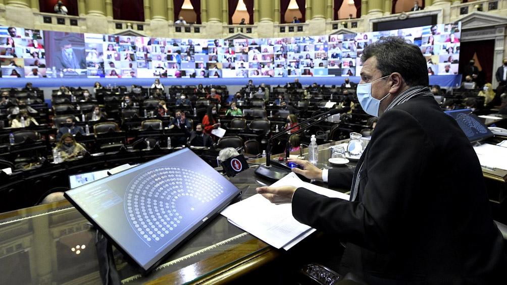 Diputados se puso de acuerdo y seguirán con las sesiones mixtas