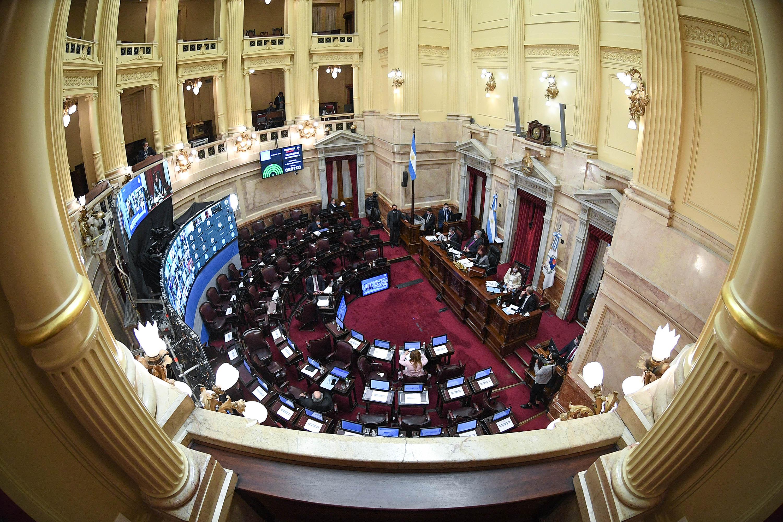 El Senado sesiona el jueves para tratar DNUs y varias leyes pendientes