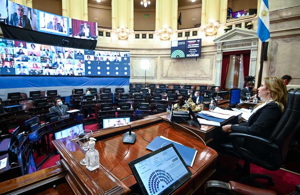 Sesiona el Senado y sancionará la Ley de Educación Ambiental