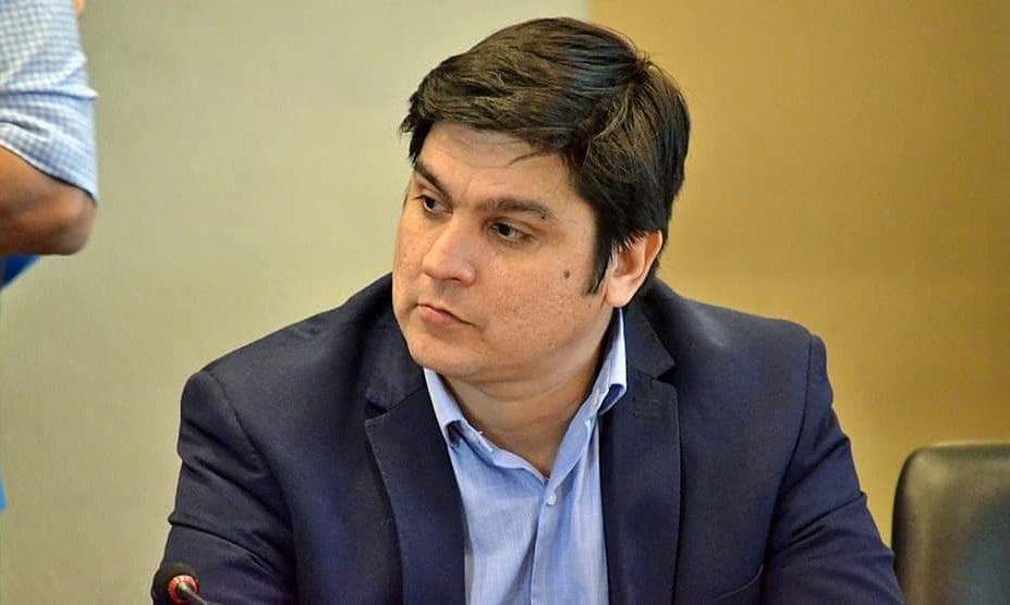 Arce se suma a los pedidos de informes sobre la Hidrovía Paraná