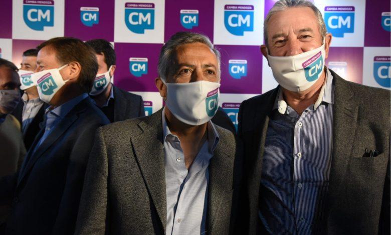 Mendoza: Cornejo va por el Senado y Cobos por Diputados
