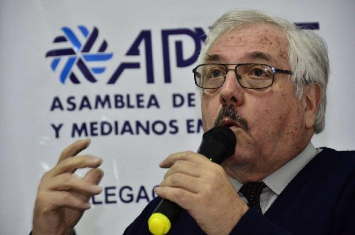 Eduardo Fernández indicó el impacto positivo que tendría en las PyMEs