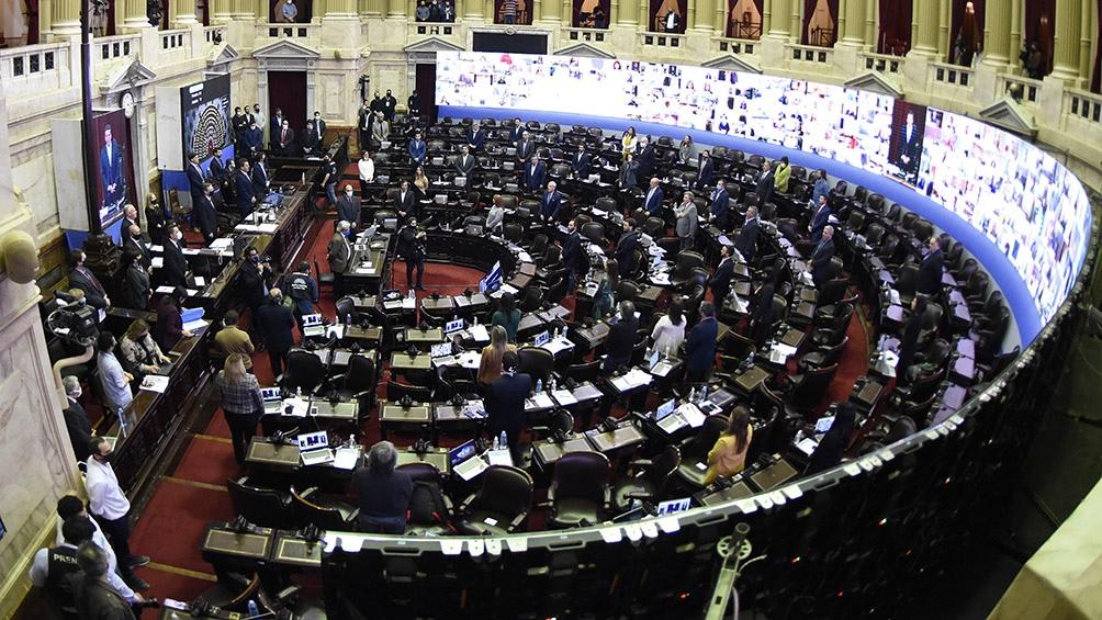 La Cámara de Diputados decidió volver a sesionar de manera presencial