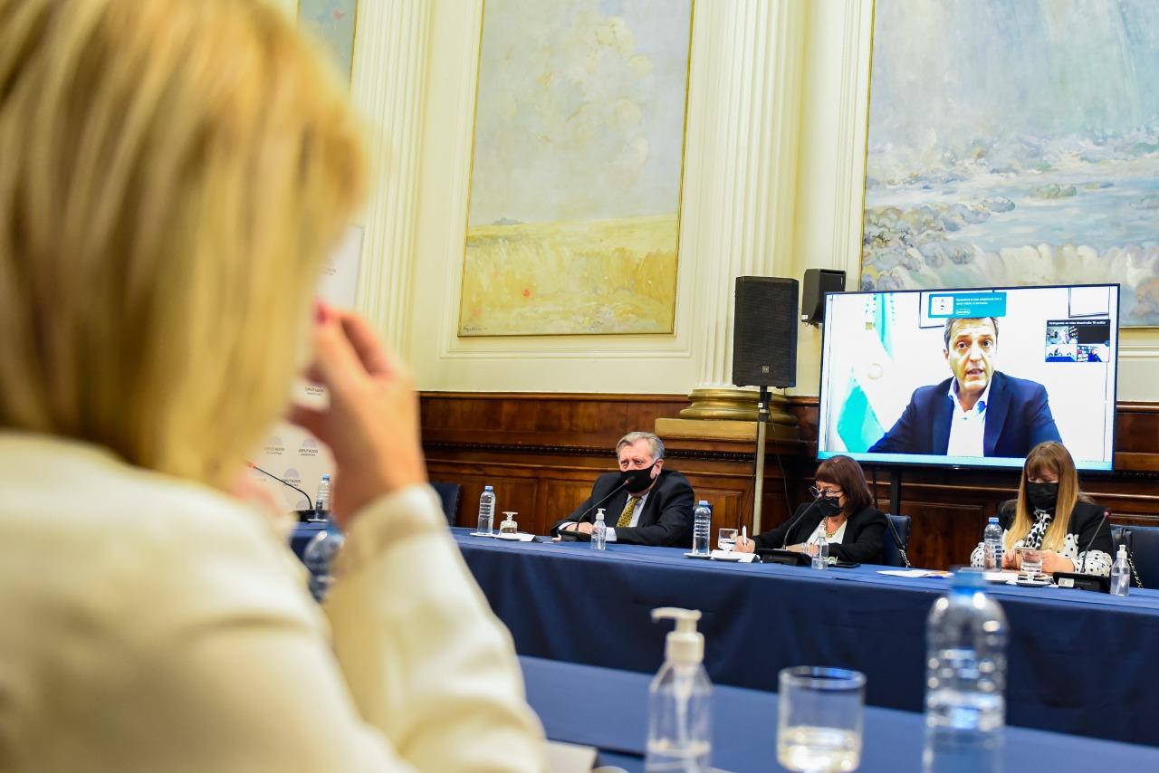 Legisladores expusieron sobre telemedicina e historia clínica digital
